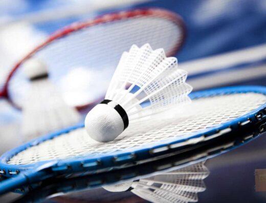 Terrain de badminton à Repentigny