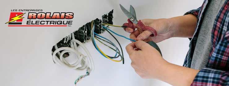 Électricien Repentigny