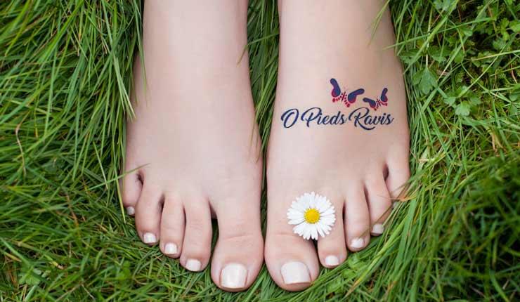 Fait la coupe des ongles des pieds