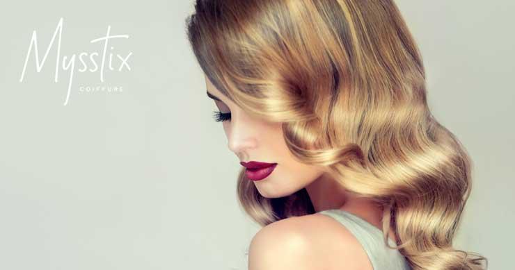 Salon de coiffure pour femme