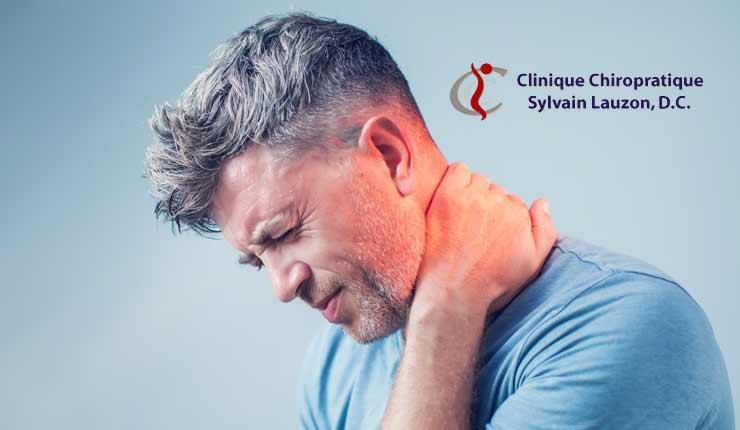 Soulager douleur au cou et torticolis