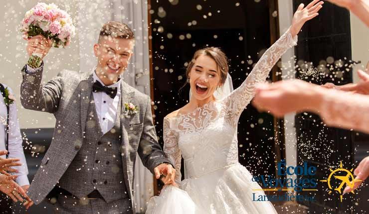 Formation - Organisation de mariages et événements au Québec