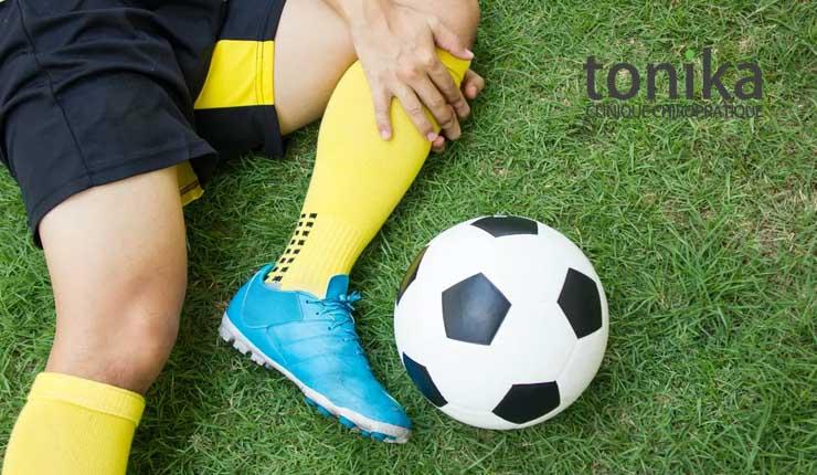 Blessure sportive et chiropraticien