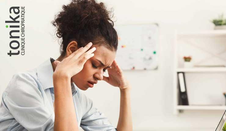 migraine, torticolis et chiropraticien